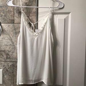 Lace trim Camisole